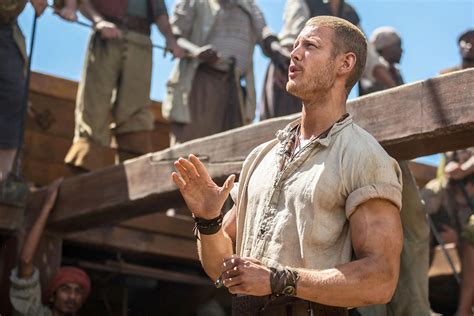 tom hooper movies and tv shows exclusive black sails star breaks down that shocking