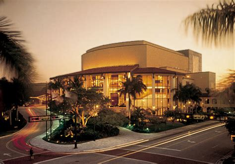 broward center for performing arts events