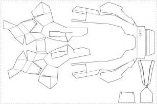 iron foam armor templates foam armor templates car interior design