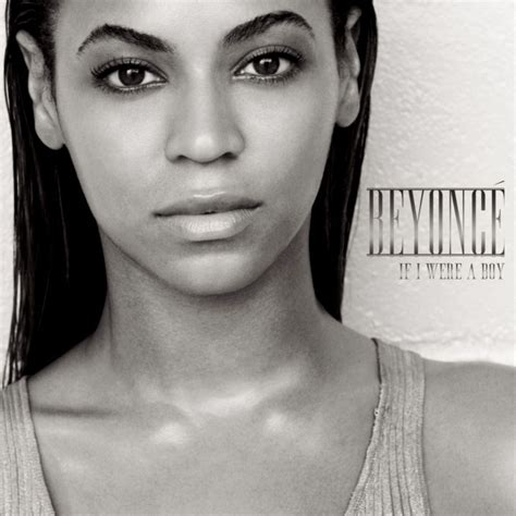 beyonce songs on album beyonce if i were a boy cover