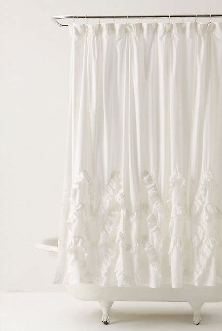 pretty white curtains shower curtains vintage brocante photography
