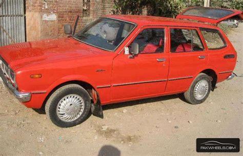 1979 Toyota Corolla For Sale Toyota Corolla Se Saloon 1979 For Sale In Rawalpindi