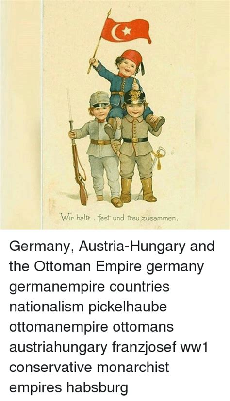 Germany Austria Hungary And The Ottoman Empire Germany Austria Hungary And The Ottoman Empire Text From 1914 To 1919 World War I Erupted In