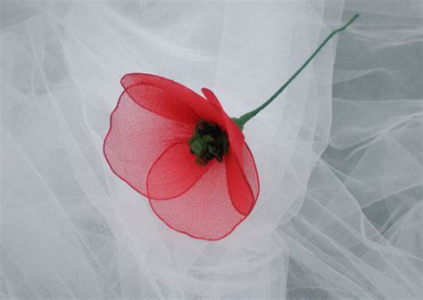red poppy flower gifts remembrance day occasions