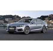 2018 Audi A5 Sportback Render Previews Plausible Future