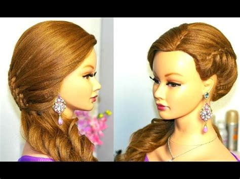 hairstyles mp4 videos download download wedding prom hairstyle for long hair tutorial