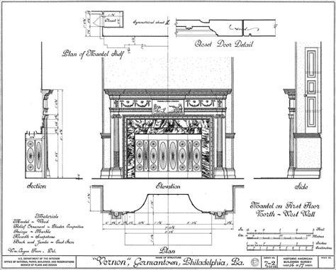 A Place Details Vernon Wister House Germantown Historic Details