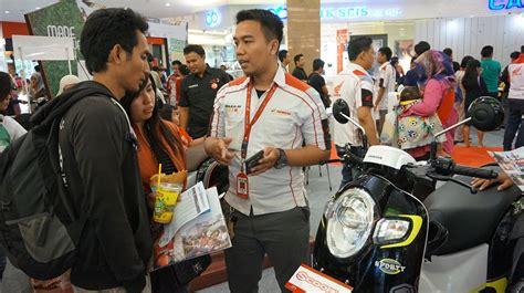 Alarm Motor Surabaya honda scoopy ban 12 inchi meriah lauching di surabaya