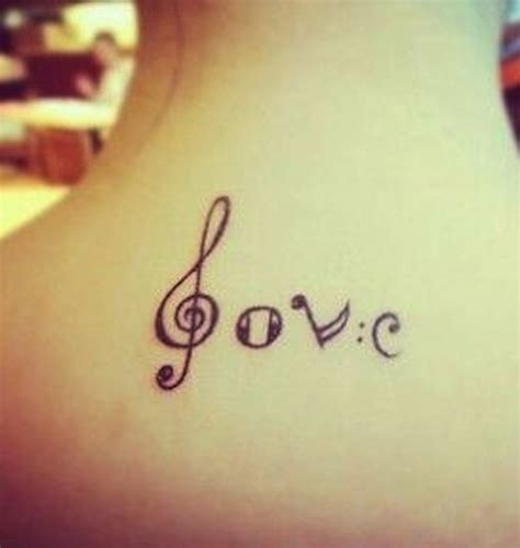 notes tattoos    lovers