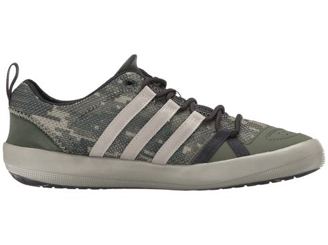 lyst adidas originals climacool 174 boat lace in green for