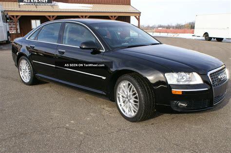Audi A8 2006 by 2006 Audi A8 In