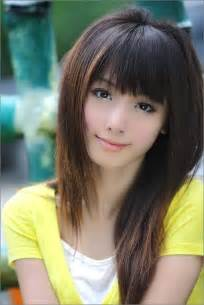 27 asian hairstyles creativefan