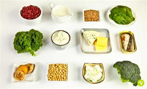 calcio e alimenti alimenti ricchi di calcio quali sono ecco 10 cibi con calcio