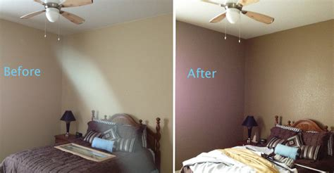 interior house paint before after interior home painting in parker