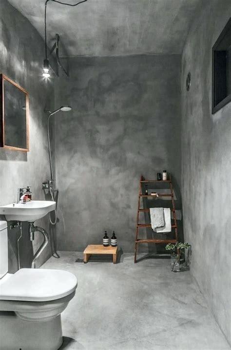 banos sin azulejos ideas  revestir las paredes de  bano sin alicatar badezimmer fliesen