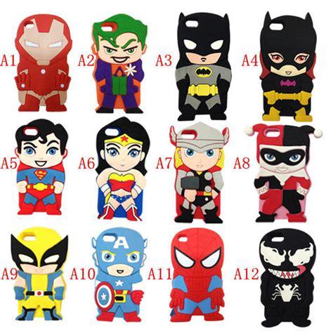 Soft Blue Superman Iphone 6s buy selling 3d superman ironman captain