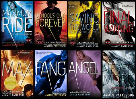 with the the s riders books chic books the maximum ride reading challenge starts