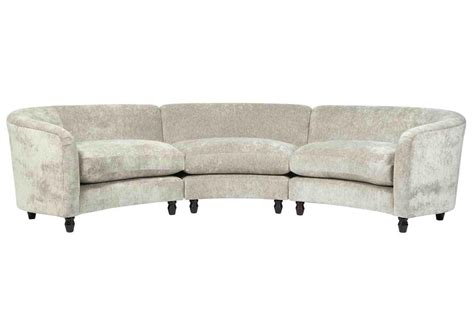 Small Curved Sectional Sofa Furniture Using Curved Curved Sectional Recliner Sofas