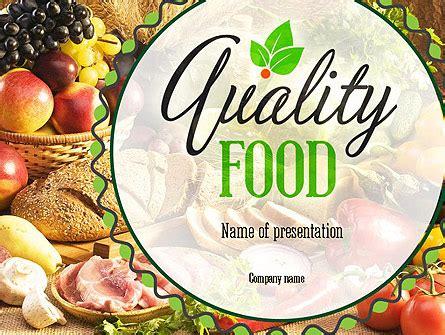 Modelo Do Powerpoint Alimentos De Qualidade Fundos 11288 Poweredtemplate Com Free Powerpoint Templates Food And Beverage