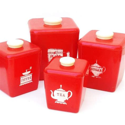 retro kitchen canister sets 17 best ideas about 50s kitchen on pastel