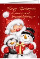 christmas cards  grandchildren  greeting card universe