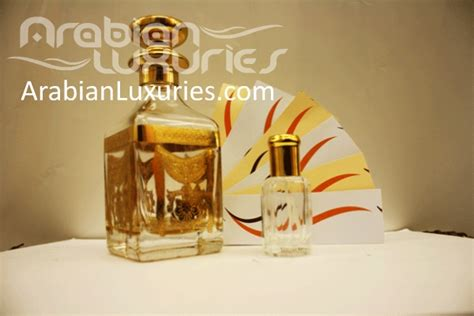 Parfum Sultan white musk arabian luxuries
