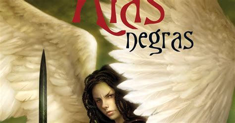 libro alas negras un pensamiento un libro rese 241 a 124 alas negras laura gallego
