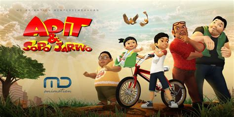 film kartun terbaru di indonesia industri film animasi melempem md animation phk ratusan