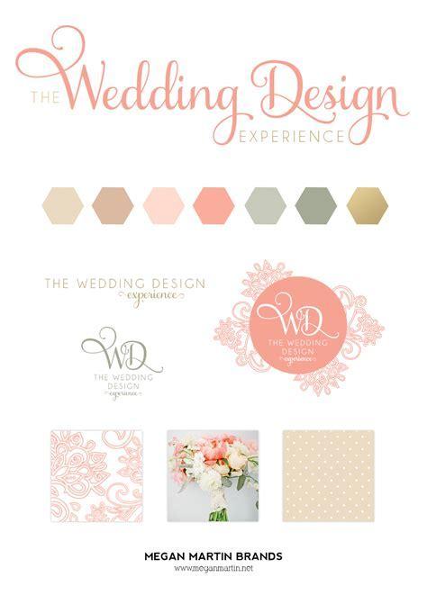 The Wedding Design Experience   Business   Branding design