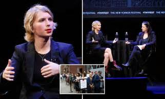 Why Did Chelsea Manning Leaked Documents chelsea manning details why she leaked classified docs