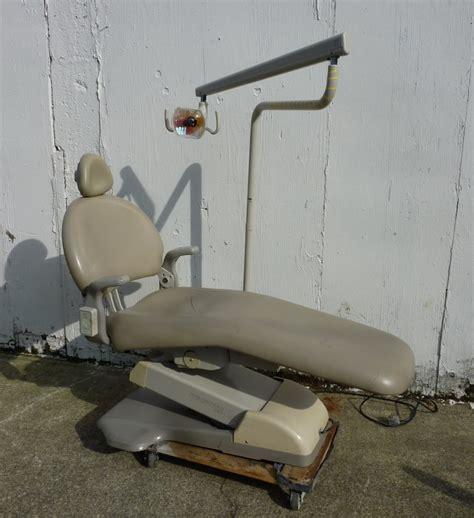 adec performer ii dental chair pre owned dental inc