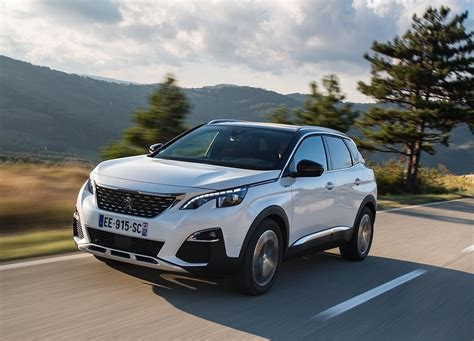 2017 peugeot cars 2017 european car of the year is peugeot 3008