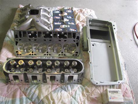 Kickout Ls 10 cnc d l92 heads l92 carb intake gmpp race lifters motor