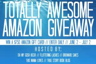 Amazon Giveaway Winners - amazon giveaway win a 750 gift card stushigal style