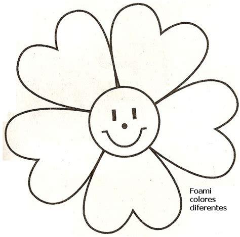 Flores Moldes Para Imprimir Imagui   moldes de flores de foami para imprimir imagui flores