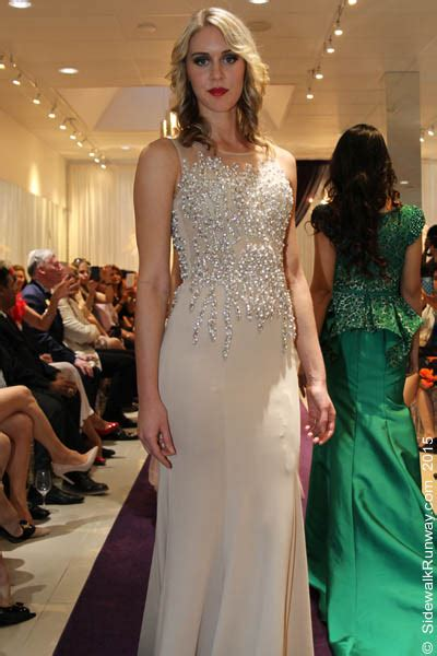 Irina Laza You by Cache Couture Atelier Glitz All That Jazz
