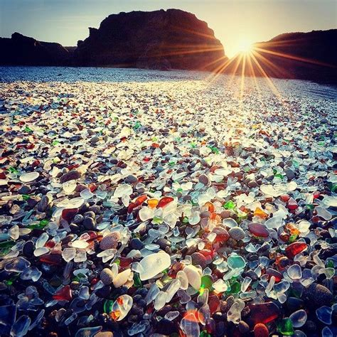 glass beaches hanapepe glass beach kauai flowkane travel ideas