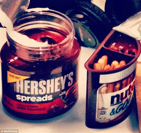 Hershey Spread From America is hershey s chocolate hazelnut better than nutella
