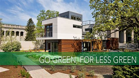 energy efficient contemporary home with modern an energy efficient home doesn t have to be expensive