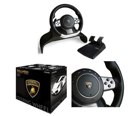 volante lamborghini volante atomic gallardo steering wheel lamborghini ps2 pc
