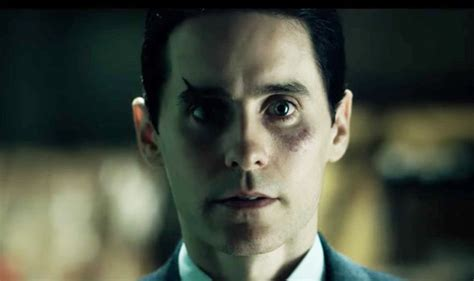 jared leto is right good riddance to the man bun and the jared leto the outsider netflix film looks brutal release