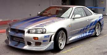 Fast Nissan Cars Our Favorite Fast Furious Cars