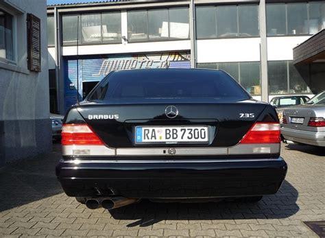 Coole Mercedes Aufkleber by Brabus Un En 246 Zel Par 231 Alarından 7 3 Litre Mercedes S600