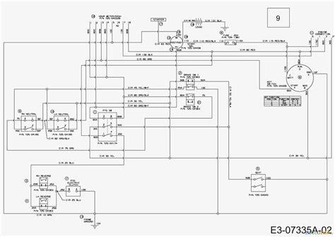 cub cadet hds 2155 wiring diagram wiring diagram