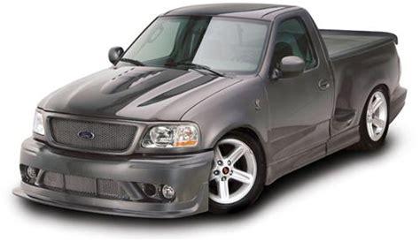 Wheels 40 Ford Item 694 f 150 svt lightning fiberglass 2000 cobra r style 99