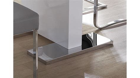 moderne stühle weiss modernes wohnzimmer