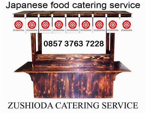 zushioda paket catering sushi booth termurah jakarta