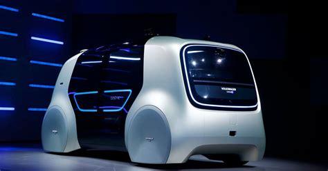 volkswagen sedric driverless car concept luxury cars