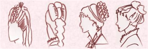 1850 To 1900 Hairstyles For Hats by Mid Hairstyles And Hats 1870 1900