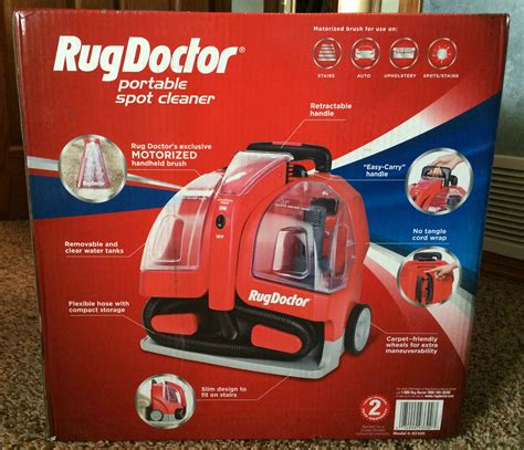 rug spot cleaner rug doctor portable spot cleaner review momma in flip flops